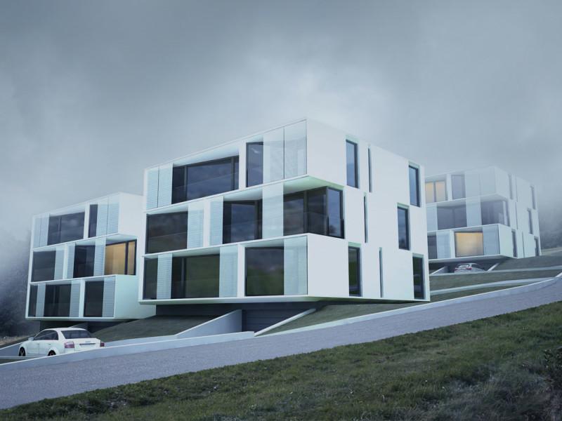 Projekty Apartamentów Ustroń 1