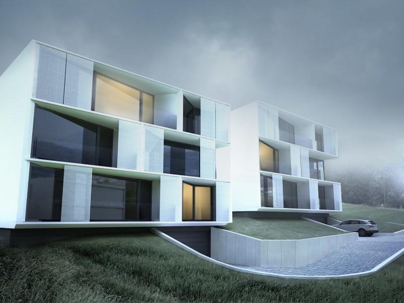 Projekty Apartamentów Ustroń 2