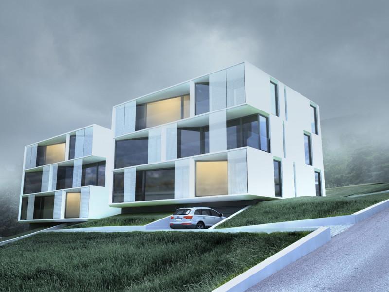 Projekty Apartamentów Ustroń 3