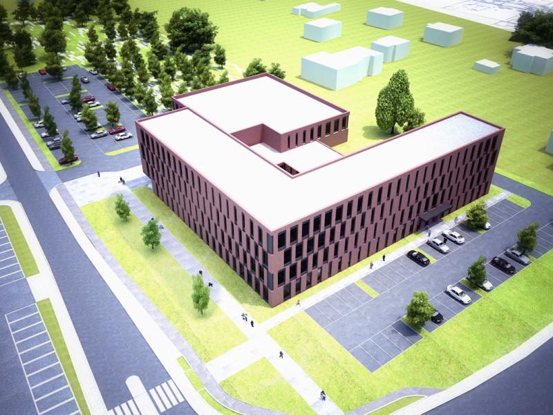 Projekt Biblioteki w Czechowicach Dziedzicach 4