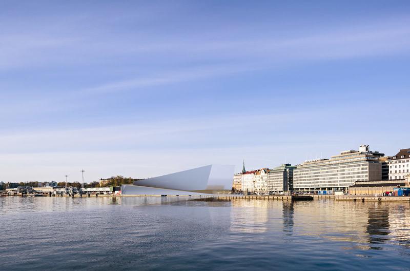 Projekt konkursowy Guggenheim Helsinki 2