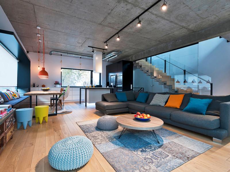 Projekt wnętrza mieszkania ML House