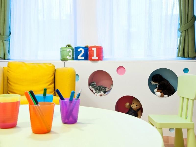Przyjazny pokój przesłuchań dziecka
